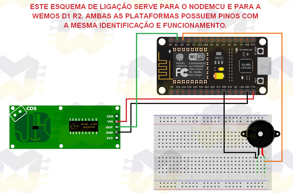 RCWL-0516 Microwave Motion Sensor - Let's Control It