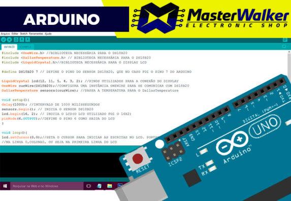 Arduino – Importando bibliotecas para a IDE