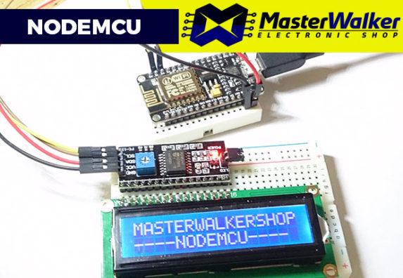 NodeMCU – Utilizando com Display LCD 16X2