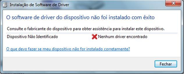 Intalação do NodeMCU no Windows Drivers