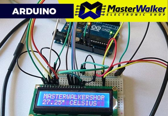Arduino – Medindo a Temperatura com o Sensor DS18B20