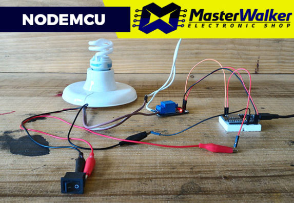 NodeMCU – Utilizando com Interruptor Pulsador
