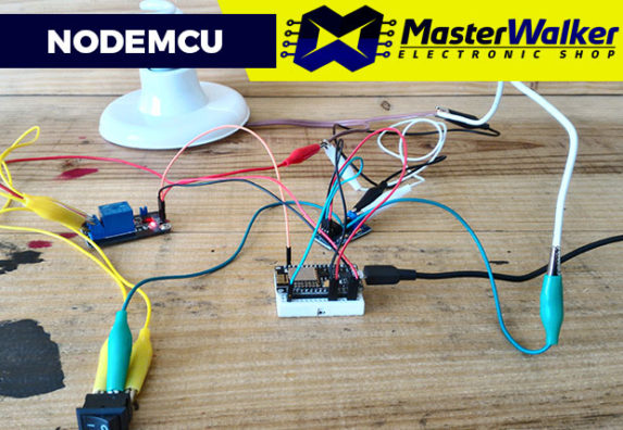 NodeMCU – Utilizando com Interruptor Three Way