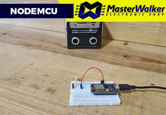 NodeMCU - Enviando códigos clonados do Controle Remoto (Método RAW