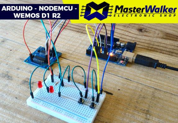 Arduino – Utilizando o Módulo Expansor de Saídas Digitais
