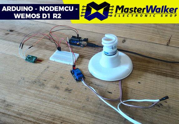 Arduino – Utilizando o Sensor Microondas (Radar Humano)