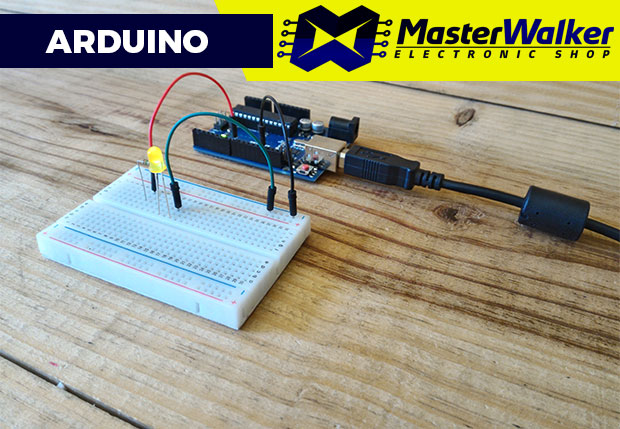 Arduino – Executando o Hello Word