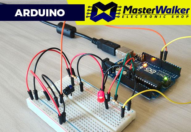 Arduino – Utilizando o Sensor Reflexivo TCRT5000