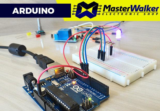 Arduino – Utilizando o LED RGB