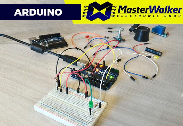 Arduino – Utilizando o LDR