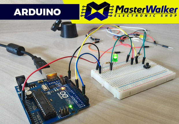 Arduino – Utilizando o Push Button
