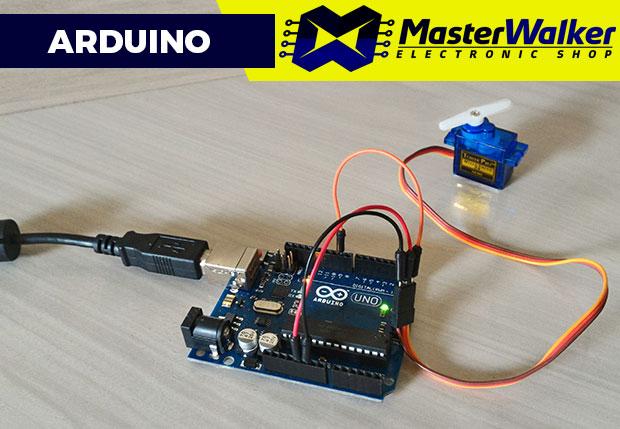 Arduino – Utilizando o Servo Motor SG90 9g