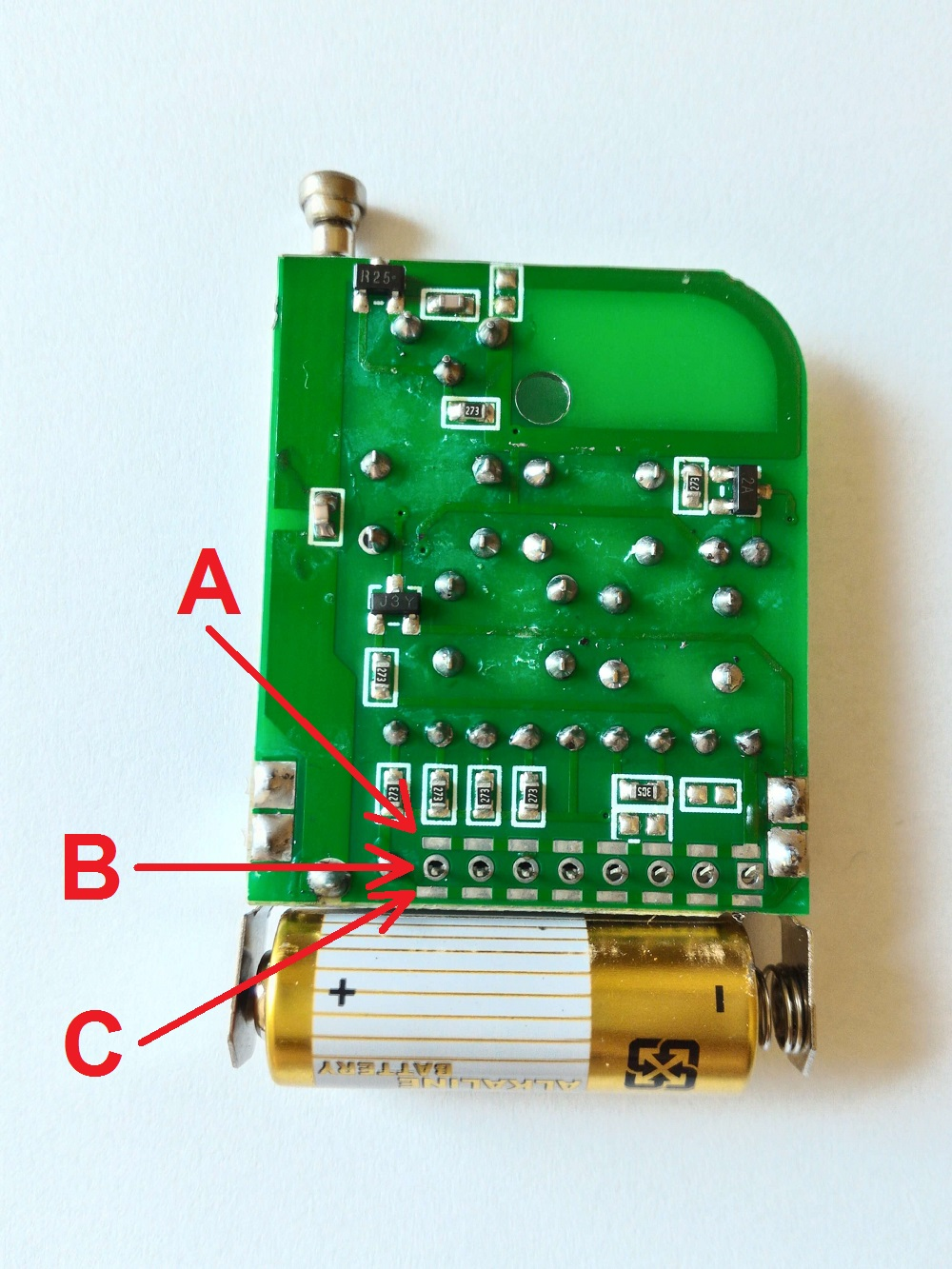 img02_utilizando_controle_remoto_rf_e_receptor_rf_433_315_mhz_arduino_pisca_piscando_led