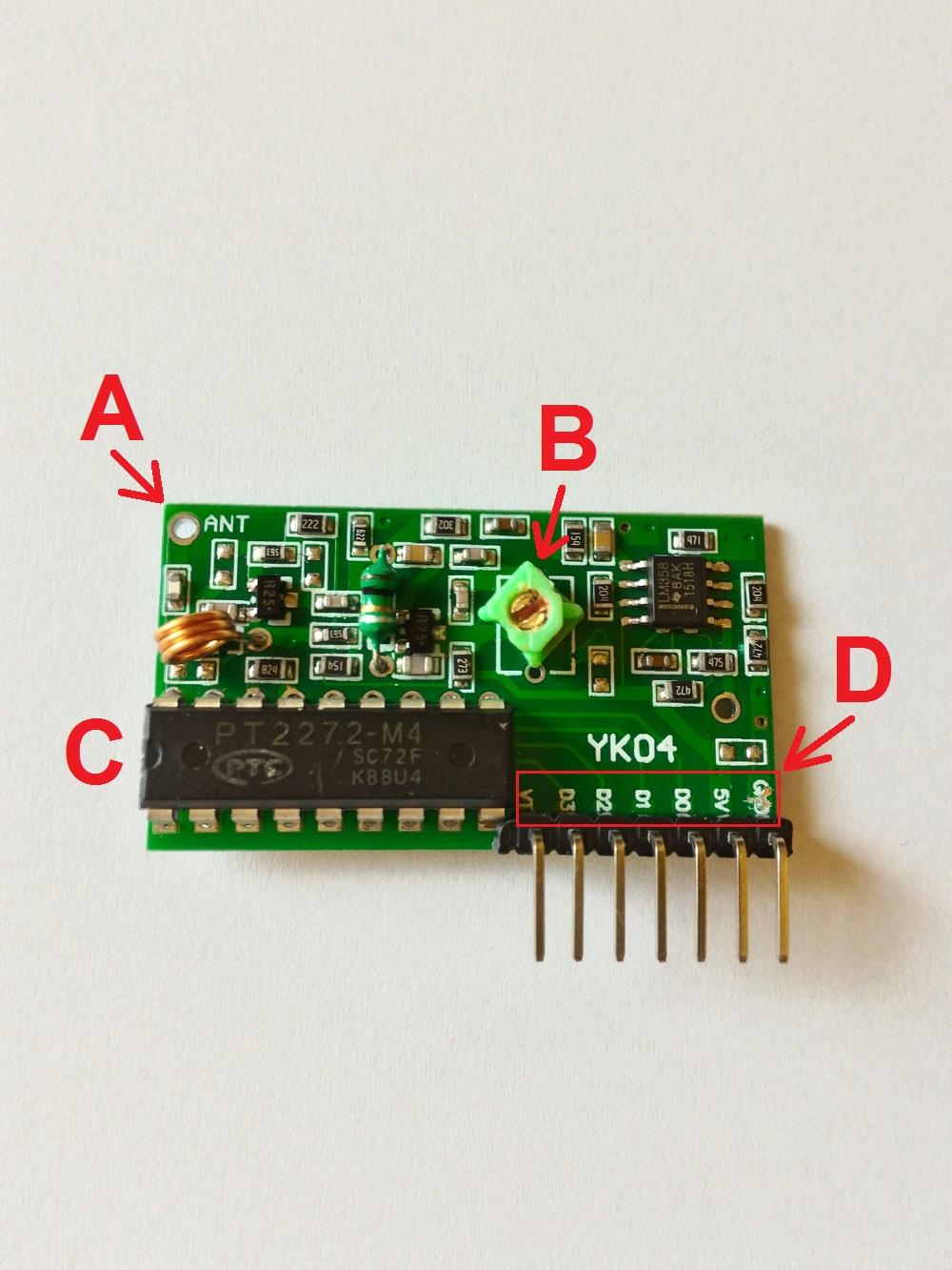 img03_utilizando_controle_remoto_rf_e_receptor_rf_433_315_mhz_arduino_pisca_piscando_led