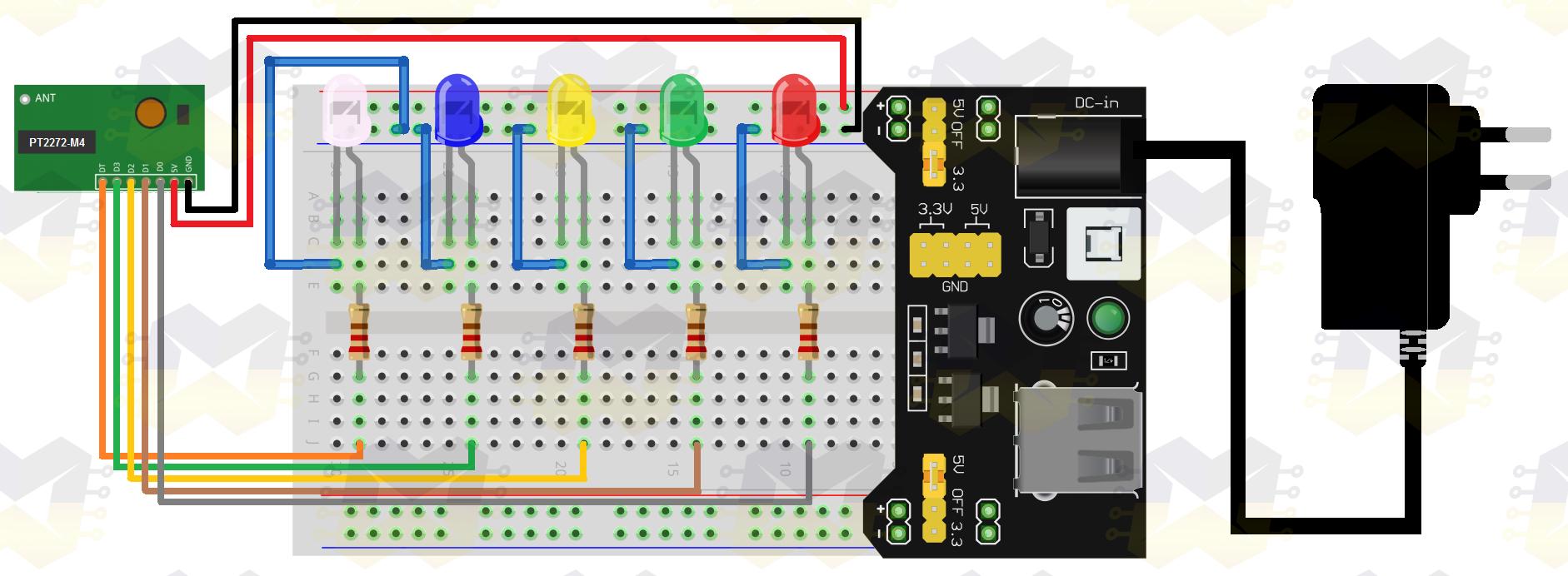 img07_utilizando_controle_remoto_rf_e_receptor_rf_433_315_mhz_arduino_pisca_piscando_led