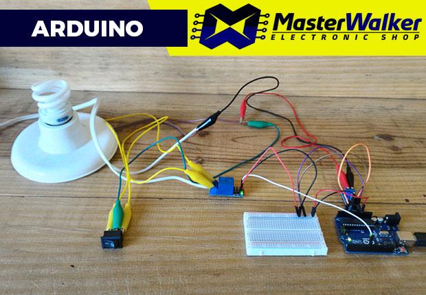 Arduino – Utilizando o Sensor de Tensão AC