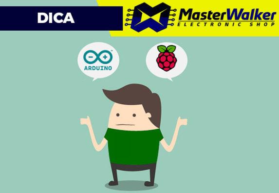 Arduino ou Raspberry: Qual a melhor plataforma para o meu projeto?