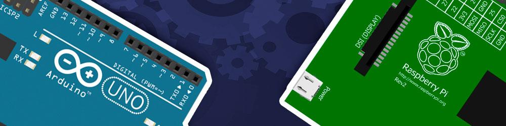 Arduino ou Raspberry: qual escolher