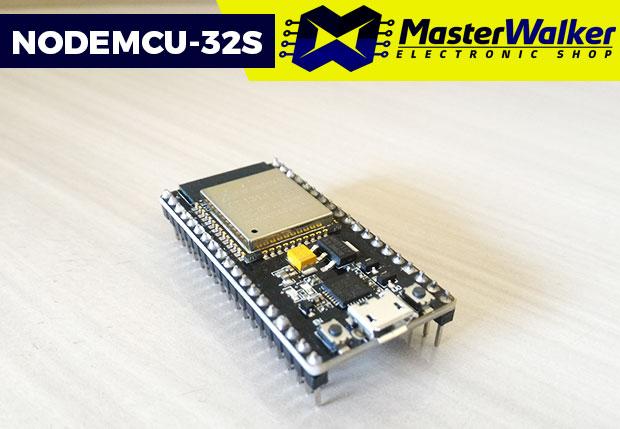 Conhecendo o NodeMCU-32S ESP32