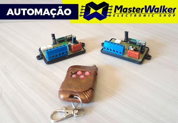 Conhecendo o Módulo Dimmer AC Bivolt com RF 433MHz para Automação