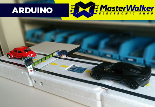 Arduino – Cancela Controlada por RFID