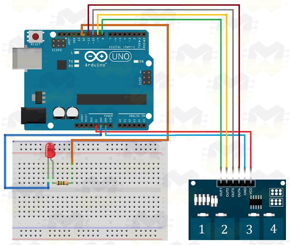 img01_como_usar_com_arduino_teclado_capacitivo_touch_toque_ttp224_com_4_teclas_uno_mega_leonardo_nano