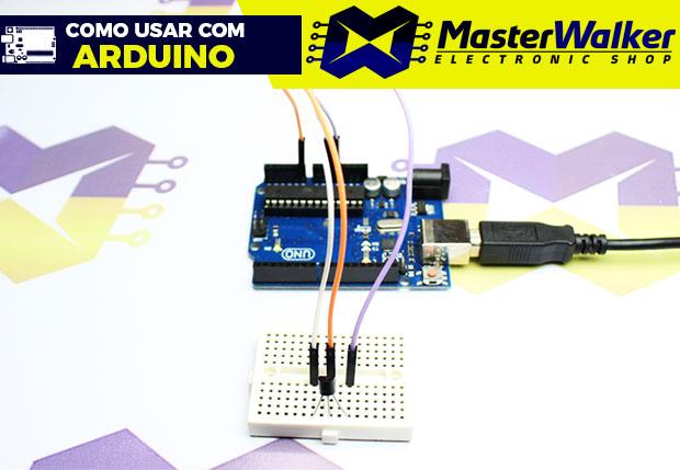 Como usar com Arduino – Sensor de Temperatura TMP36