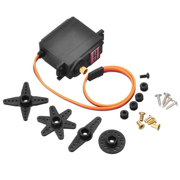 Como usar com Arduino - Servo Motor MG946R - BLOG