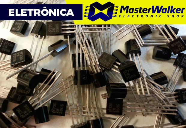 Componentes Ativos – Transistor – Parte 1