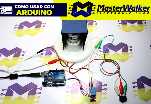 Como usar com Arduino – Interruptor Paralelo (Three Way)