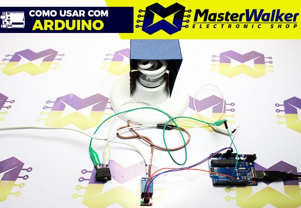 Como usar com Arduino – Interruptor Pulsador