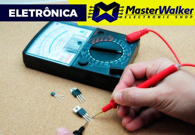Componentes Ativos – Transistor – Parte 2