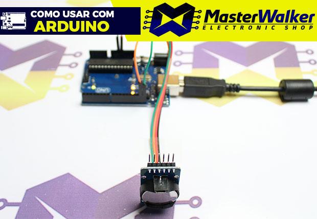 Como usar com Arduino – Módulo Real Time Clock RTC DS3231