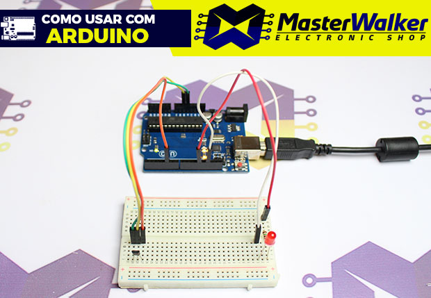 Como usar com Arduino – Sensor Hall Detector de Campo Magnético U18 US1881