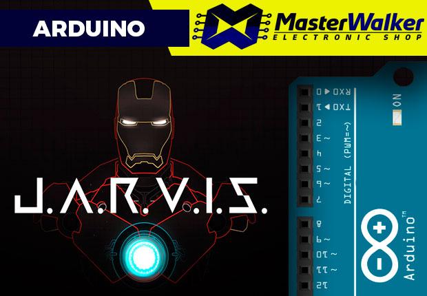 Jarvis – Controlando o seu Arduino por Comandos de Voz