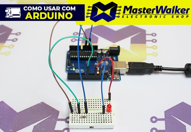 Como usar com Arduino – Interruptor (Chave) de Mercúrio
