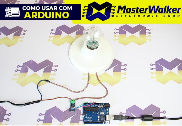 Como usar com Arduino – Sensor de Corrente (AC e DC) ACS712 (5A / 20A / 30A)
