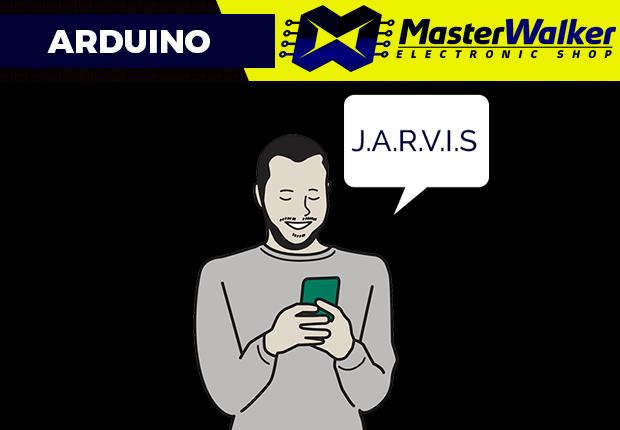 Jarvis – Utilizando o Smartphone como Microfone via WiFi