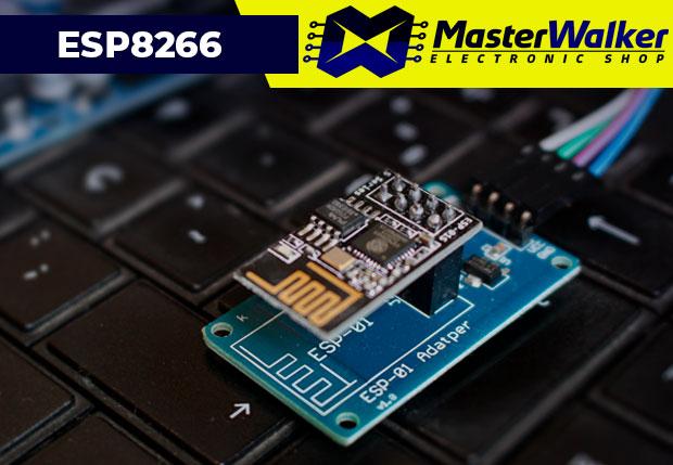 Simplificando a conexão entre o Módulo WiFi ESP8266 ESP-01 e o Arduino