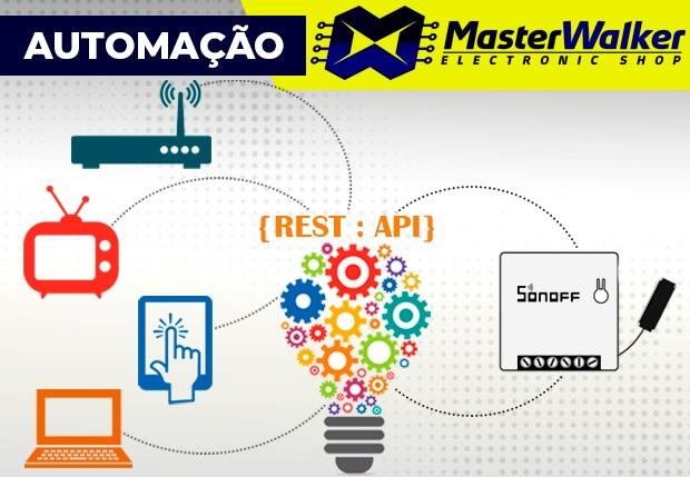 Sonoff DIY Mode API Protocol na prática