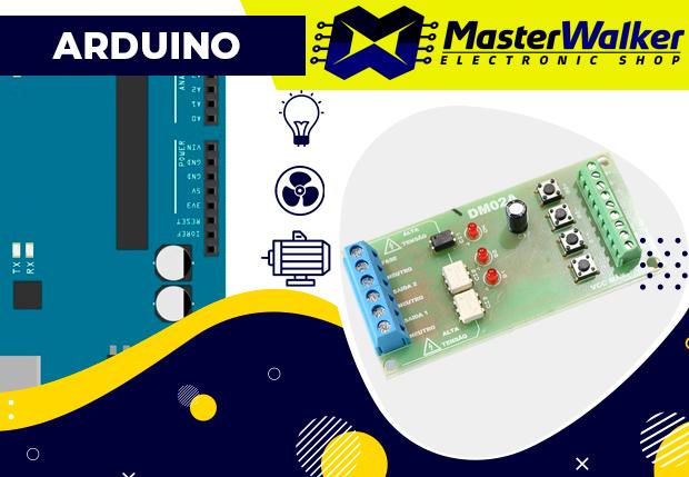 Conhecendo o Módulo Dimmer AC de 2 Canais Bivolt para Arduino