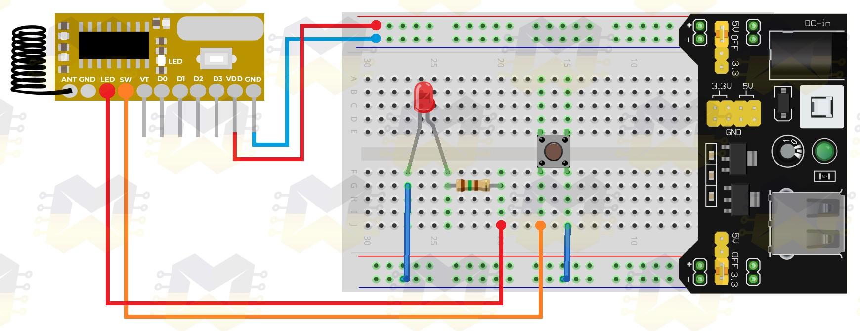 img05_conhecendo_modulo_rxc6_receptor_wireless_superheterodino_rf_433mhz_arduino_esp8266_esp32_controle_remoto_ev1527_pt2262